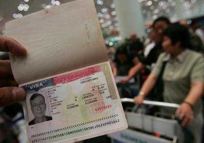 Tourist visa procedure if you´re not at your home country